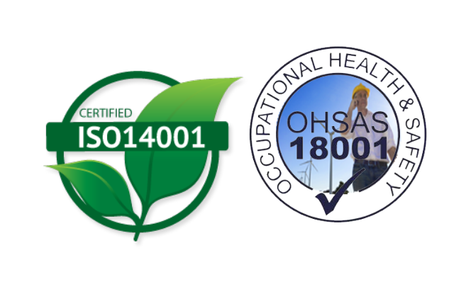 2017 Top Priority: Acquire OSHA and Environmental Certifications ...