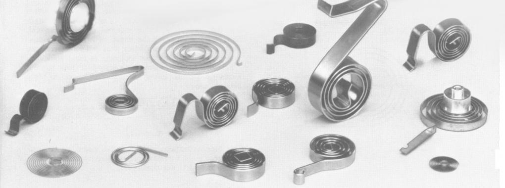 Constant Force Springs Lewis Spring